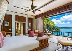 Anantara Maia Seychelles Villas - Anse Boileau - Soveværelse