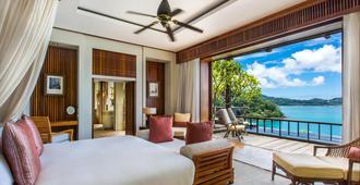 Anantara Maia Seychelles Villas - Anse Boileau - Bedroom