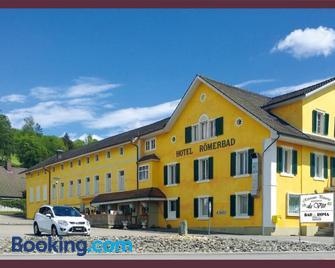 Hotel Römerbad - Zofingen - Building