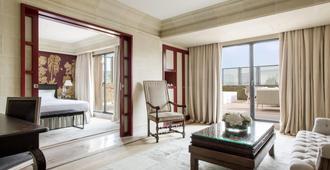 巴塞羅那 GL 莫伽斯提克酒店&溫泉 - 巴塞隆拿 - 巴塞隆納 - 客廳