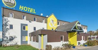 B&b Hotel Dijon Nord - Dijon - Building