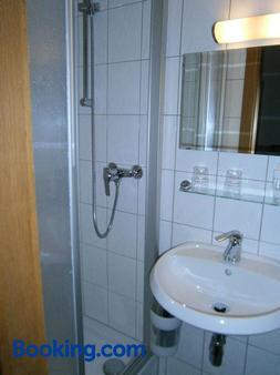 金黃冠旅館 - 因斯布魯克 - 因斯布魯克 - 浴室