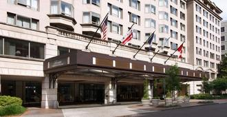 Fairmont Washington, D.C., Georgetown - Washington D. C. - Edificio