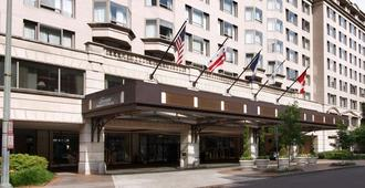 Fairmont Washington D.C. Georgetown - Washington - Toà nhà