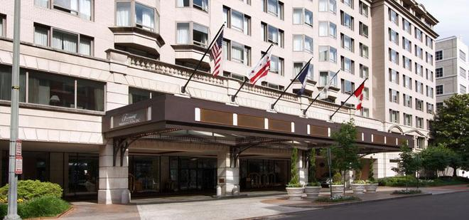 Fairmont Washington D.C. Georgetown - Washington - Rakennus