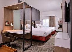 SpringHill Suites by Marriott Greensboro Airport - Greensboro - Makuuhuone