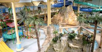 艾治沃特酒店和水上樂園 - 杜魯斯 - 杜魯斯 - 游泳池