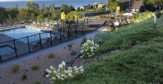 Edgewater Hotel & Waterpark - Duluth - Gebouw