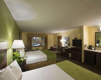 Edgewater Hotel & Waterpark - Duluth - Bedroom