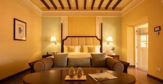 Savoy - Ihcl Seleqtions - Ooty - Bedroom