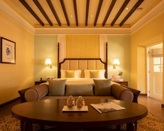 Savoy - Ihcl Seleqtions - Ooty - Slaapkamer