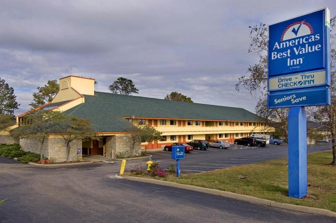 Americas Best Value Inn Florence Cincinnati - Florence - Edificio