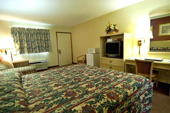 Americas Best Value Inn Florence Cincinnati - Florence - Habitación