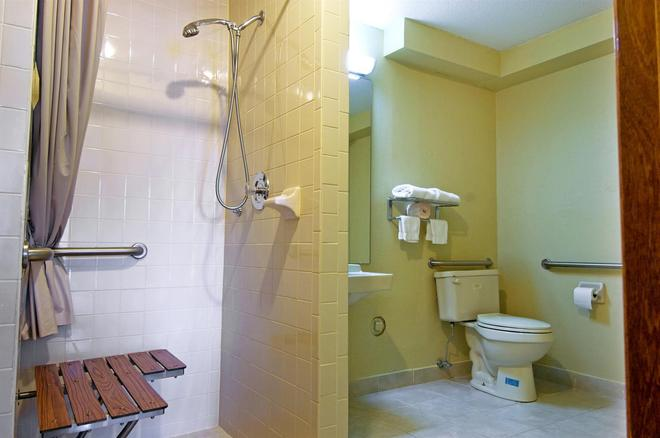 Americas Best Value Inn Florence Cincinnati - Florence - Baño