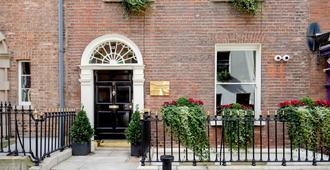 Trinity Townhouse Hotel - Дублин - Здание
