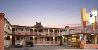 Atlantic Motor Inn - Atlantic City - Building
