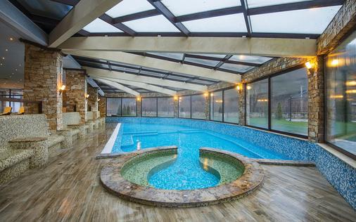 St. Spas Hotel & Balneo Complex - Velingrad - Pool