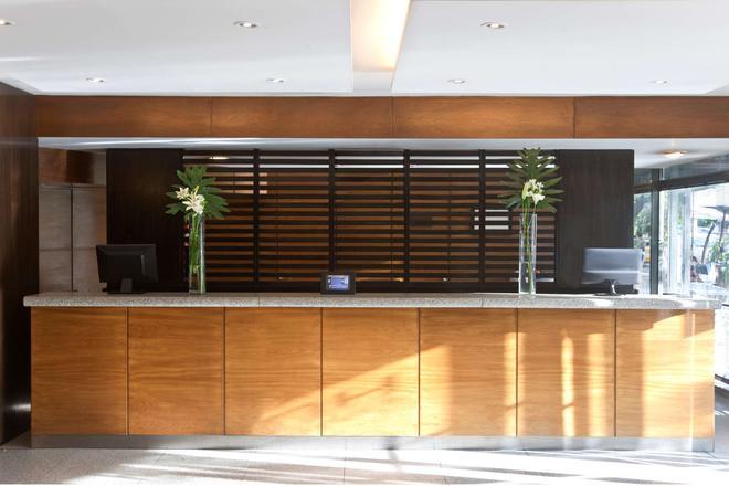 NH 帕諾拉馬酒店 (科爾多瓦) - 科多瓦 - 科爾多瓦 - 櫃檯