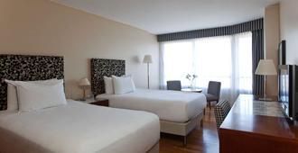 NH Córdoba Panorama - Cordoba - Bedroom