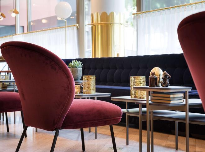 Scandic Grand Örebro - Örebro - Lounge
