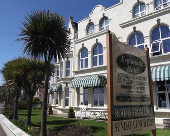 Esplanade Hotel - Clacton-on-Sea - Gebouw