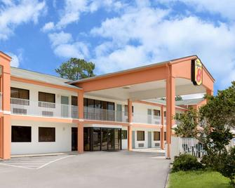 Super 8 by Wyndham Ocean Springs Biloxi - Ocean Springs - Building