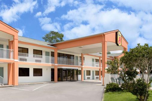 Super 8 by Wyndham Ocean Springs Biloxi - Ocean Springs - Building