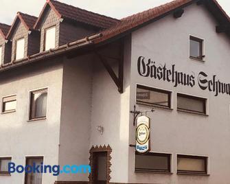 Zum Schwarzen Roß Landgasthof - Eichenzell - Building
