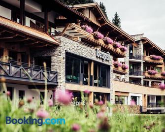 Biohotel Bergzeit - Zöblen - Gebäude