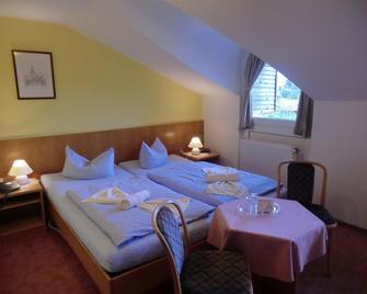 Seehotel Zum Löwen - Wesenberg - Slaapkamer