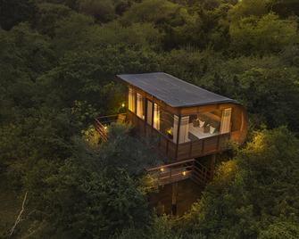 Leopard Nest Luxury Campsite - Yala - Будівля