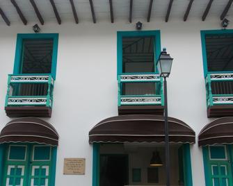 Hotel Casa Grande Inn - Calarcá - Building