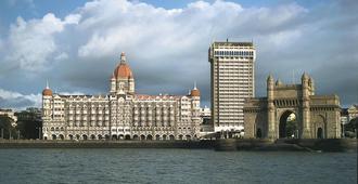 The Taj Mahal Palace, Mumbai - מומבאי - סלון