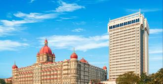 The Taj Mahal Palace Mumbai - Bombay - Vista del exterior