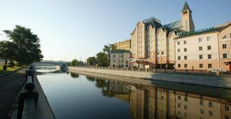 Katerina City - Moscou - Extérieur