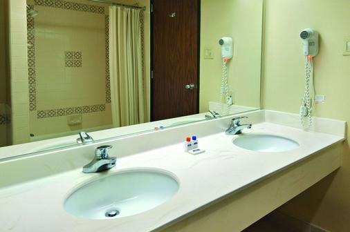 Howard Johnson by Wyndham Anaheim Hotel & Water Playground - Anaheim - Bathroom