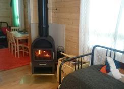 Aurora Cabins - Saariselka - Living room