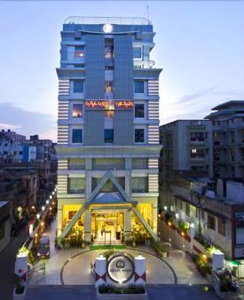 Hotel Gargee Grand - Patna - Bygning