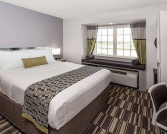 Microtel Inn & Suites by Wyndham West Fargo Medical Center - West Fargo - Спальня