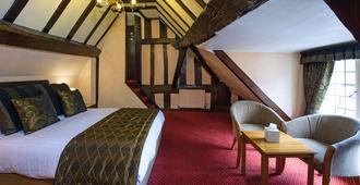 Prince Rupert Hotel - Shrewsbury - Phòng ngủ