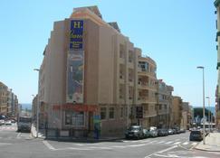 Hostal Carel - El Médano - Gebäude