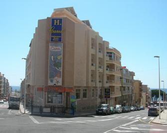 Hostal Carel - El Médano - Gebäude