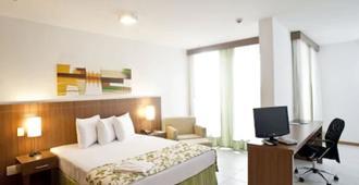 نوبيل سويتس مونيومينتال - برازيليا - غرفة نوم