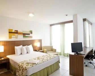 Nobile Suites Monumental - Бразилиа - Спальня