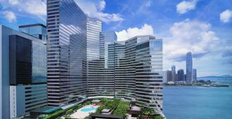 Grand Hyatt Hong Kong - Hong Kong - Edificio