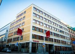 Scandic Upplandsgatan - Stockholm - Building