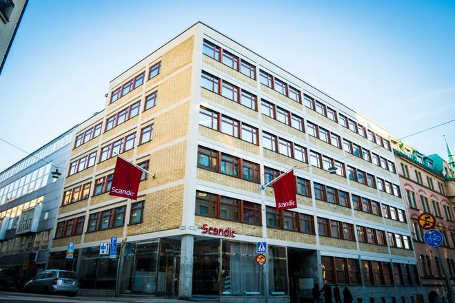 Scandic Upplandsgatan - Tukholma - Rakennus