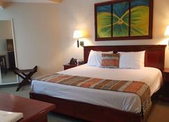 Best Western Bazarell Inn - Montemorelos - Bedroom
