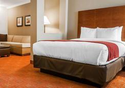 Comfort Suites - Farmington - Bedroom
