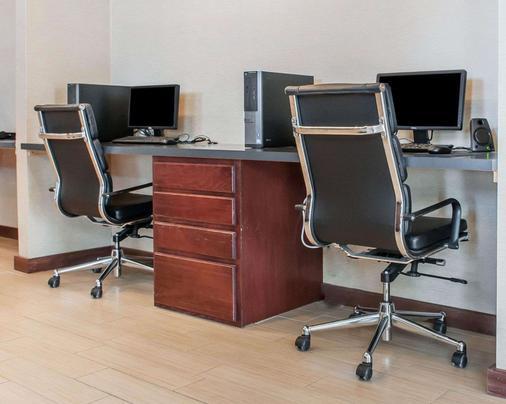 Comfort Suites - Farmington - Business centre